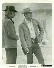 1969 Butch Cassidy and The Sundance Kid Paul Newman Robert Redford Movie Photo