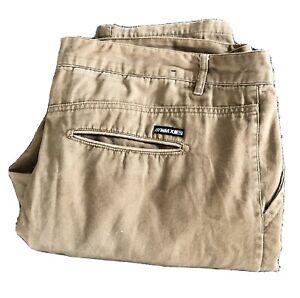 Nic Morris Tan Chinos Mens Size 40/102 Pants Trousers