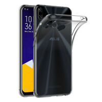 Accessoires Coque Etui Gel Ultraslim Silicone Ultra Fine Seri Asus Zenfone
