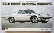 HASEGAWA 1/24 Mazda Cosmos Sport L10B 1968 historic car series HC-2 model kit