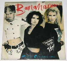 Philippines BANANARAMA True Confession LP Record