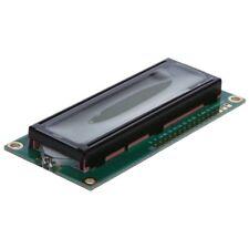 1602 162 16x2 Caractere LCD Module d'affichage HD44780 Controleur Jaune Ret V1H4