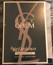 Black Opium Yves Saint Laurent EDT Spray 1.2 ml