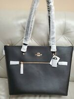 NWT Coach Women Gallery Shoulder Tote Hand Bag F79608