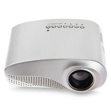 Portable Mini LED Multimedia Projector Home Cinema Theater 1080P HDMI TV AV