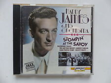 CD Album HARRY JAMES Stompin at the Savoy 15771
