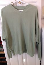 Tommy Bahama Silk Blend Sweater XL EUC 150.00