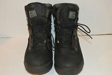 Timberland 6 Inch Waterproof Field Boot Black Men's Boots 98518 size 9.5