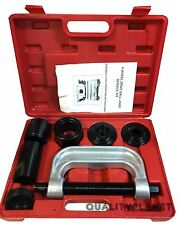 4 in 1 Ball Joint Service Auto Tool Kit 2WD & 4WD Car Repair Installer Remover