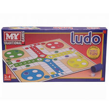 M.Y. Traditional Board Game Ludo 35.5 cm x 35.5 cm #TY58