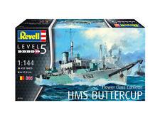 REVELL 05158 - 1/144 HMS BUTTERCUP FLOWER CLASS CORVETTE - NEU