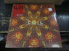 COIL Stolen & Contaminated Songs 2LP Blk VINYL Reis Record ELECTRONIC Experi NEW