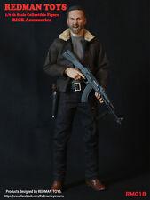 IN STOCK 1/6 Rick Grimes Walking Dead Figure Daryl Carl Toys Hot AMC Threezero