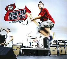FREE US SHIP. on ANY 2+ CDs! ~Used,Good CD Various Artists: 2010 Warped Tour Com