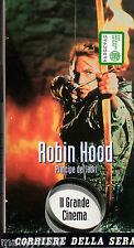VHS=Robin Hood principe dei ladri (1991) VHS=IL GRANDE CINEMA=N°5 DELLA COLLANA
