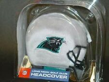 NFL Golf Club Helmet Headcover, Carolina Panthers, NEW