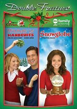 Holiday in Handcuffs / Snowglobe (DVD, 2009) Christmas