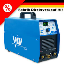 4in1 WIG TIG AC DC Soudure périphérique Inverter Welder E-Main HF Plasma Schneider CUT 50