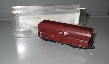 Fleischmann N 852103 _ DB _ Großraum-Selbstentladewagen Erz IIId _ Ep. III_ N366