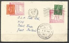 Czechoslovakia/ Poland, Field post to Polish Forces in Great Britain