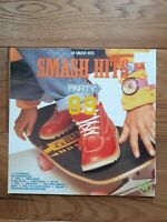 Various ‎– Smash Hits Party 89 Dover Records ‎– ADD 8 2 × Vinyl, LP, Compilation