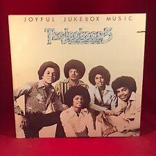 THE JACKSON 5 MICHAEL Joyful Jukebox Music 1976 USA Vinyl LP EXCELLENT CONDITION