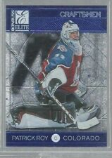 1997-98 Donruss Elite Craftsmen #14 Patrick Roy 1709/2500 (ref37278)
