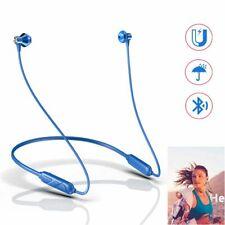 Bluetooth In-ear Wireless Magnetic Earphone Headset Stereo Music Sport Headphone