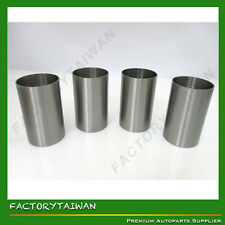 Liner Set (Semi-finished) for KUBOTA V3300 V3300-DI (100% TAIWAN MADE) x 4 PCS