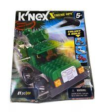 K'NEX Collect & Build 81 Piece Xtreme Ops Mission Jungle Guard
