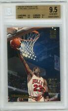 Michael Jordan 1993-94 Stadium Club #1 BGS 9.5