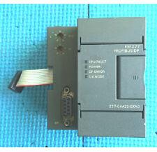 Siemens EM 277 Profibus DP Slave Module EM277 6ES7 277-0AA22-0XA0 #E-MV