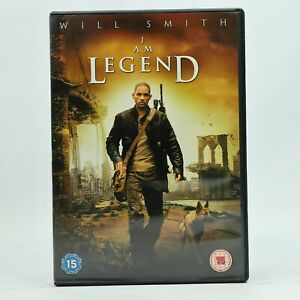 I am Legend Will Smith DVD R2 Good Condition Free Tracked Post