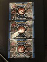 2019-20 Panini NBA Chronicles Basketball Card Blaster Box Lot Of 3 Zion Ja? RC !