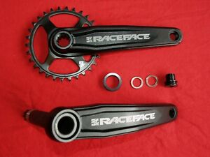Race Face Ride ST Boost Chainset 30T 175mm Crank Arms Cinch Direct Mount 12s NEW