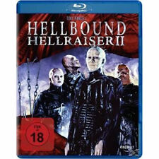 Hellraiser 2 Hellbound Blu Ray FSK 18