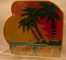 Corpus Christi Texas new Hat Lapel Pin Tie Tac HP0005