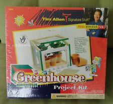 Tim Allen Signature Stuff Greenhouse Project Kit Makes a Great Family Project