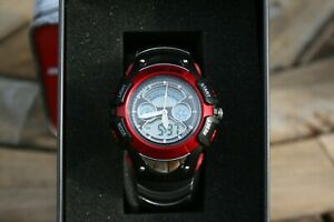 TOG24 Venum 900 Watch. Black/Red. Brand New in Presentation Contain
