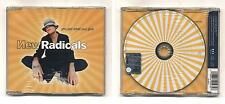 Cd NEW RADICALS You get what you give NUOVO Cds single 4 TRACKS
