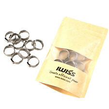 "IWISS 3/4"" PEX Stainless Steel Cinch Clamps Pinch Rings 10-PACK"