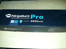 New listing NinjaBatt Pro 2600mah Battery For Hp Ki04 800049-001 Tpn-Q160 Tpn-Q158 Tpn-159
