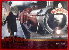 HARRY POTTER - SORCERER'S STONE - Card #037 - FIRS' YEARS - Artbox 2005