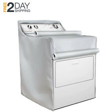 Washer/Dryer Cover Fit for outdoor top-load & Front Load Machine Waterproof