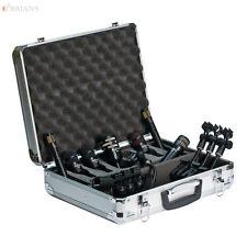 Audix DP7 Professional 7-Piece Drum Mic Package.  U.S. Authorized Dealer