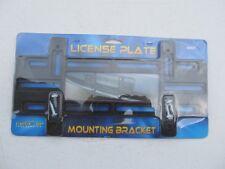 Universal Front Rear License Plate Mount Holder Bracket For Front Rear Bumper