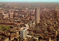 London Aerial View Postcard from GPO Post Office Tower 1970s BZ3