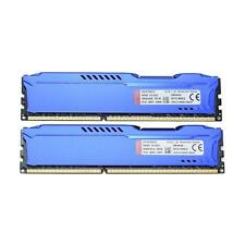 Kingston HyperX FURY 16GB 2x 8GB DDR3-1600 PC3-12800 Desktop RAM HX316C10FK2/16