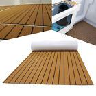 106x 35 6mm Teak Decking Flooring Marine Eva Foam Boat Sheet Yacht Us
