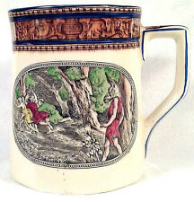 Illustrations From SHAKESPEARE Coffee Mug Tea Cup Death Of Brutus GREAT BRITAIN